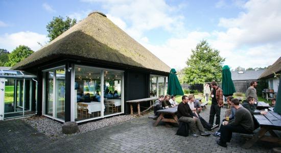 Møder og teambuilding i grønne omgivelser